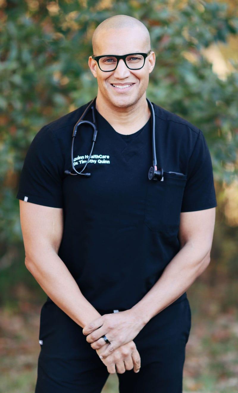 Dr. Timothy Quinn – Black Family Doctor Ridgeland MS